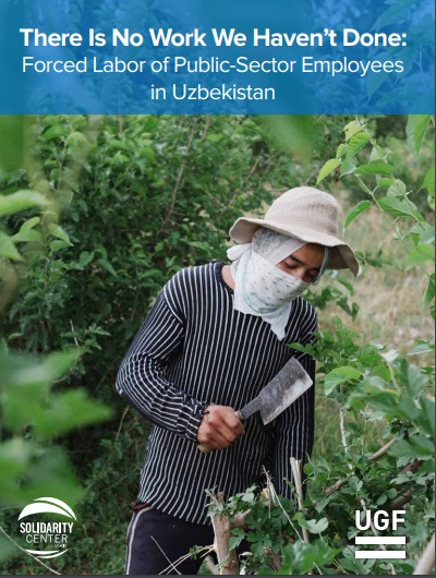 Forsed Labor of Public-Sector Employees in Uzbekistan