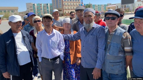 Kazakhstan Doing Everything To Keep Zhanaozen Activists Away From Proposed Rally