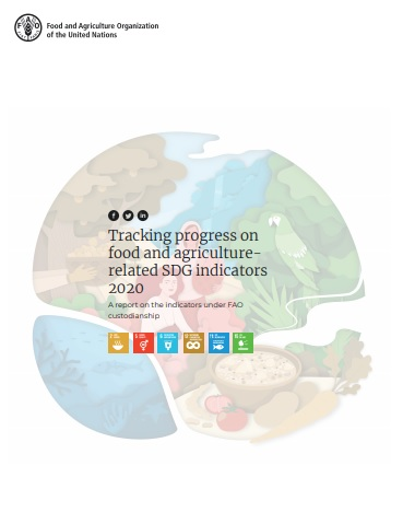 Tracking progress on food and agriculture-related SDG indicators 2020