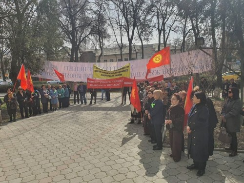 Unions under threat in Kyrgyzstan
