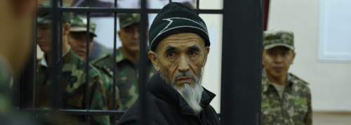 Joint letter to the EU about the situation of detained human rights defender Azimjon Askarov in Kyrgyzstan